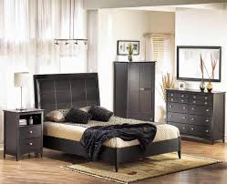 black and brown bedroom home design ideas