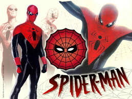 the new superior spider man costume makes its first appearance in