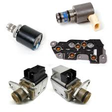 How Much Does It Cost To Replace A Solenoid On Transmission Amazon Com 4l80e 5 Piece Solenoid Set 1993 2003 Gm Automotive
