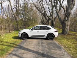 porsche macan porsche macan gts is a performance crossover compromise chicago
