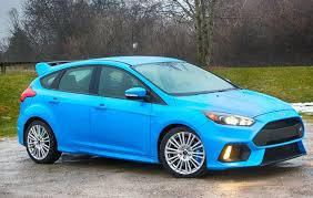 ford focus model years 2018 ford focus rs 3 door model years carspotshow com
