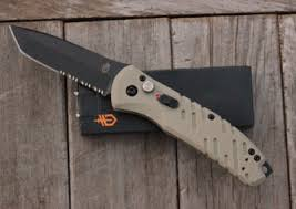gerber knife home depot black friday gerber propel downrange automatic knife desert tan 3 51