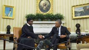 nigeria u0027s president buhari was likely impressed with obama u0027s