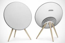 Cool Looking Speakers Strange Looking Speaker Bang U0026 Olufsen Beoplay A9 Speakers