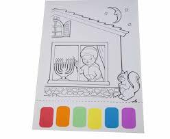 wholesale children kids magic coloring paint book watercolor