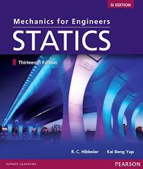 si e pearson mechanics for engineers statics si study pack 13 e