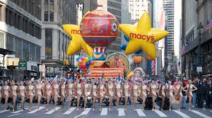 verizon360 brings the macy s thanksgiving day parade to