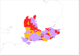 Uk Election Map by Ukip Came Second In 120 Constituencies In 2015 Does This Point To