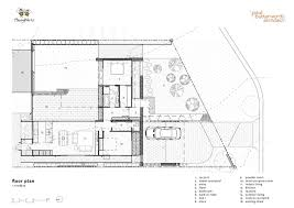 architecture plan the honeyworks house paul butterworth architect archdaily