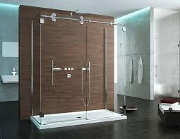 replace your old sliding frameless shower doors the door home design
