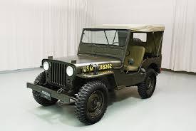 m38 jeep 1951 willys m38 jeep hyman ltd classic cars