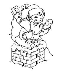 santa claus coloring sheets pages images 2015 happy
