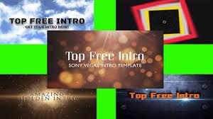 top 5 intro template u201csony vegas pro 14 u201d 13 12 free download