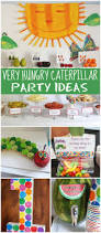 Halloween Themed First Birthday Party Best 25 Hungry Caterpillar Party Ideas On Pinterest 1st