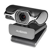 skype computer and tv webcams great video quality for amazon com webcam hd 1080p ausdom aw620 web computer camera with