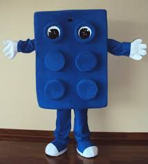 mascot costumes for halloween new professional lego brick mascot costume mascot costume 165 175