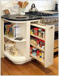 Kitchen Cabinets Spice Rack Pull Out Kitchen Cabinet Pull Out Spice Rack Kitchen Home Interior