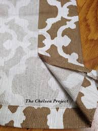 Sewing Drapery Panels Together How To Get A Custom Drapery Look From Ready Made Panels The