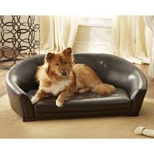 roxy crescent sofa dog bed at glamourmutt com
