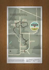 Bench Trail Beamsville Bench Vineyard Trail On Behance
