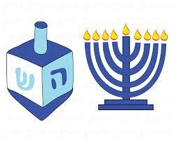 hanukkah dreidels hanukkah clip printable hanukkah clipart digital hanukkah