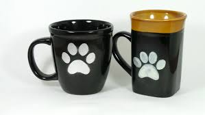 diy paw print coffee mug for dog lovers the barkpost