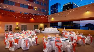 outdoor wedding venues az wedding venues in az sheraton grand