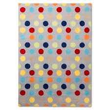 Yellow Area Rug Target Pillowfort Dots Rug Playrooms Accent Rugs And Loft Playroom