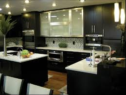 dark kitchen cabinets with black appliances kitchen ideas with black appliances and oak cabinets u2014 smith design