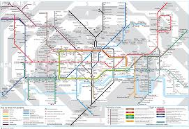 Metro North Route Map by The Best London Underground Tube Map Pastiches Telegraph
