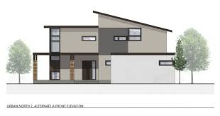 house plans with different elevations house plan