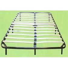 Slatted Bed Base Queen Handy Living Wood Slat Bed Frame