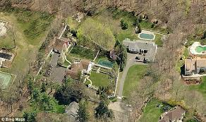 Clinton Estate Chappaqua New York Chelsea Clinton Being U0027groomed For Congress U0027 Daily Mail Online