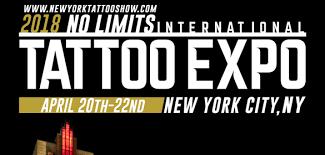 no limits international tattoo expo sponsormyevent