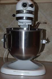 the girls kitchenaid hobart model k5 a
