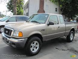 ford ranger 4x4 5 speed for sale 2004 ford ranger xlt supercab 4x4 in arizona beige metallic
