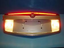 2003 cadillac cts backup light cover cadillac cts panel ebay