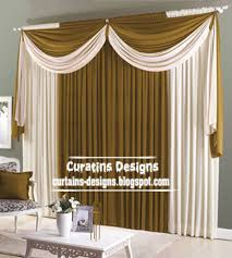 Scarf Curtains Exclusive Curtain Designs Contemporary Scarf Curtain Model For