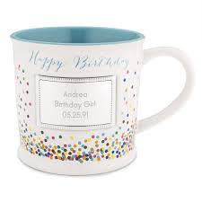 happy birthday design for mug birthday mug