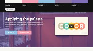 interesting and useful color scheme generators 25 tools 8 color palette tools to create the perfect color scheme mints