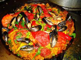 la cuisine en espagnol les spécialités de l ecureuil espagnol paella tapas