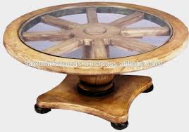 Wagon Wheel Coffee Table by Antique Coffee Table With Wheels Antique Coffee Table With Wheels