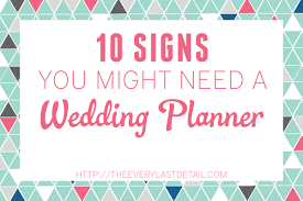 i need a wedding planner the best wedding planning tips of 2014 every last detail