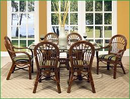 Rattan Dining Room Chairs Dining Room Sets With Rattan Chairs - Wicker dining room chairs