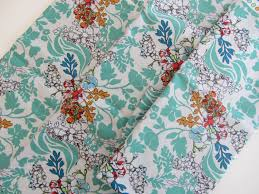 Anna Maria Horner Home Decor Fabric Anna Maria Horner Dowry Tangle In Moss Cotton Fabric From