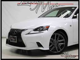 white lexus is 250 red interior 2014 lexus is250 for sale classiccars com cc 1048154