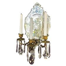 Mirrored Wall Sconce Mirror Wall Sconce Akapello