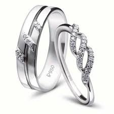 buy platinum rings and bands in india jewelove