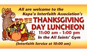 kia thanksgiving lucheon all saints episcopal church preschool