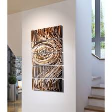 gold and silver wall decor shenra com